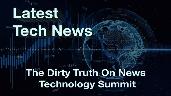 The Dirty Truth On News Technology Summit
