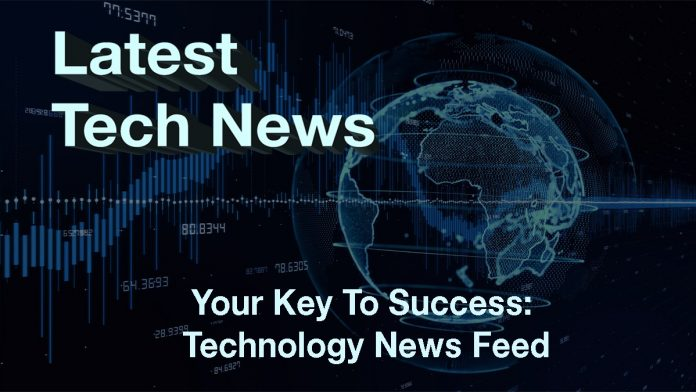 Your Key To Success Technology News Feed